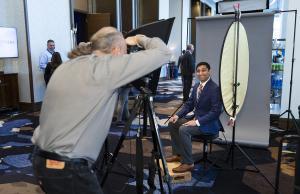Dallas-area headshot photographers